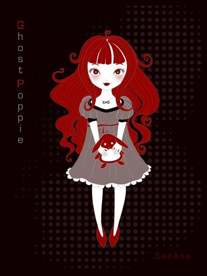 ghost poppie