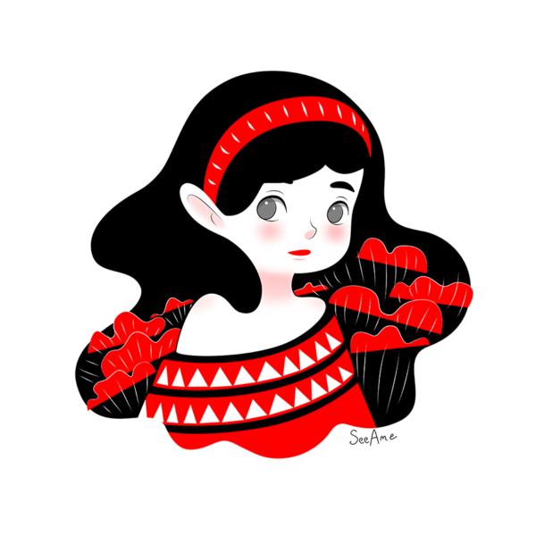 L'elfe Catarina