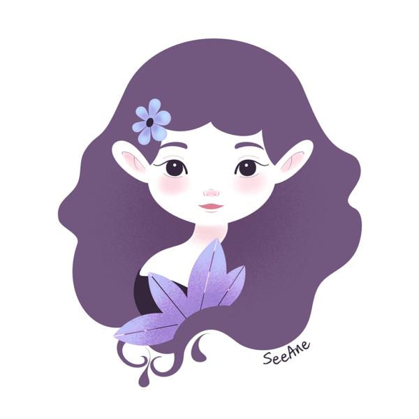 L'elfe Lila